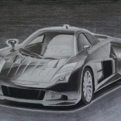 Chrysler ME412 Concept by Mathew Martin