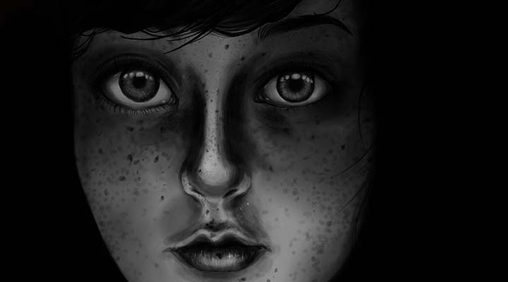 Freckles by Haley Beumel