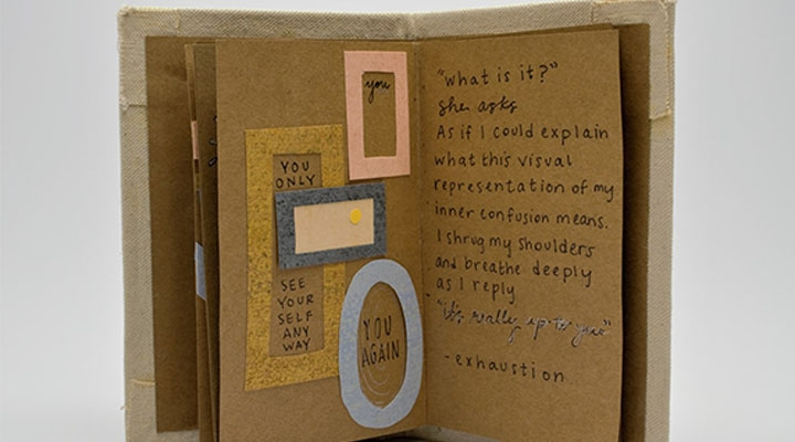 Poems of a Maker, Art as a Mirror by Josey Owens