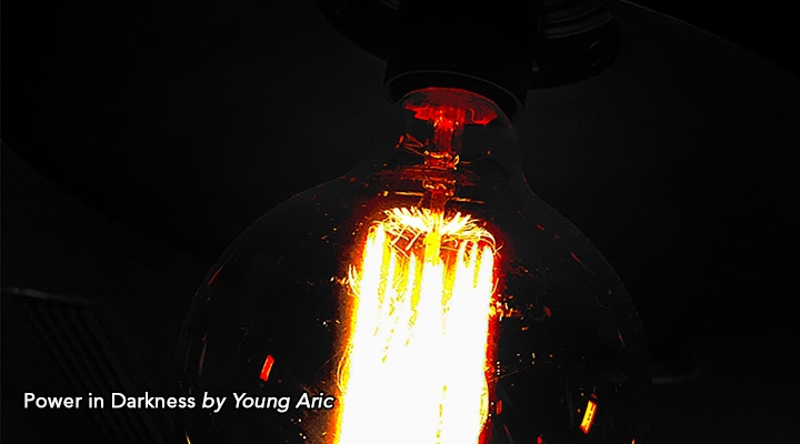 Power in the Darkness by Young Aric