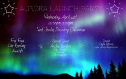 Aurora 2018 Launch Party.  See post for complete details.