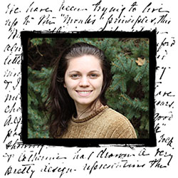 Brittany McIntosh, Poetry Co-Editor and Publicity Manager